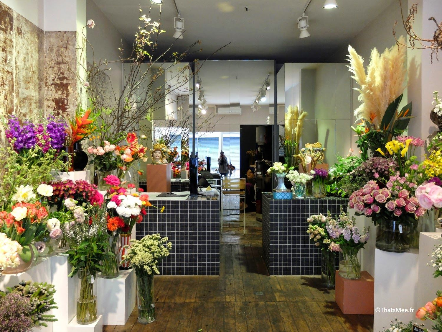 Fleuristes Paris Boutique Debeaulieu Fleuriste à Paris Flowers Shop Flower