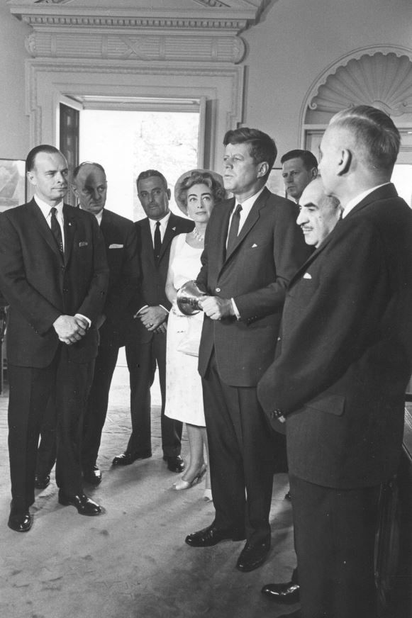 President Kennedy Signed The Community Mental Health Act Into Law In