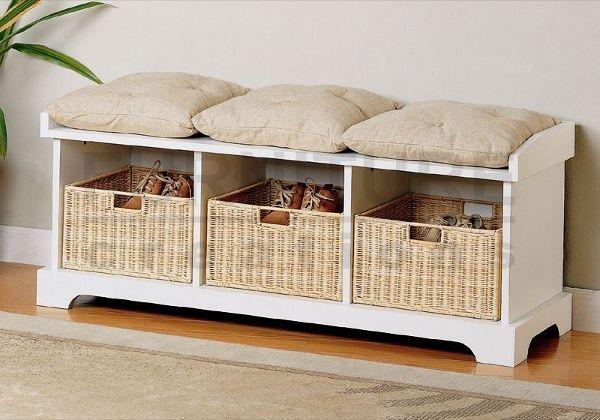 Wicker baskets for storage & Wicker Baskets: Chic Storage Solutions For Home | Storage Storage ...