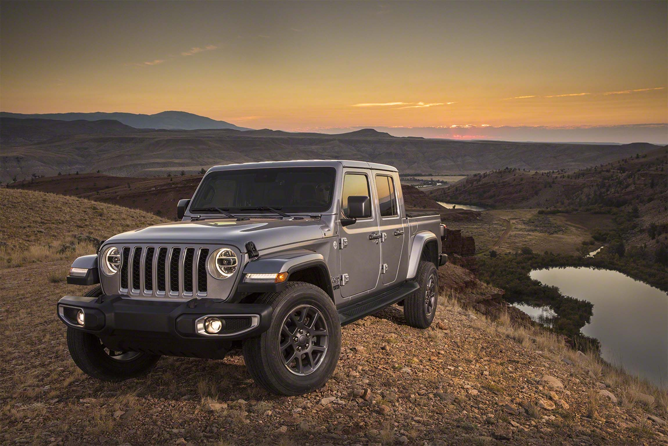 7 Ways The 2020 Jeep Gladiator Is More Than A Wrangler Pickup Truck Jeep Gladiator Wrangler Truck Wrangler Pickup