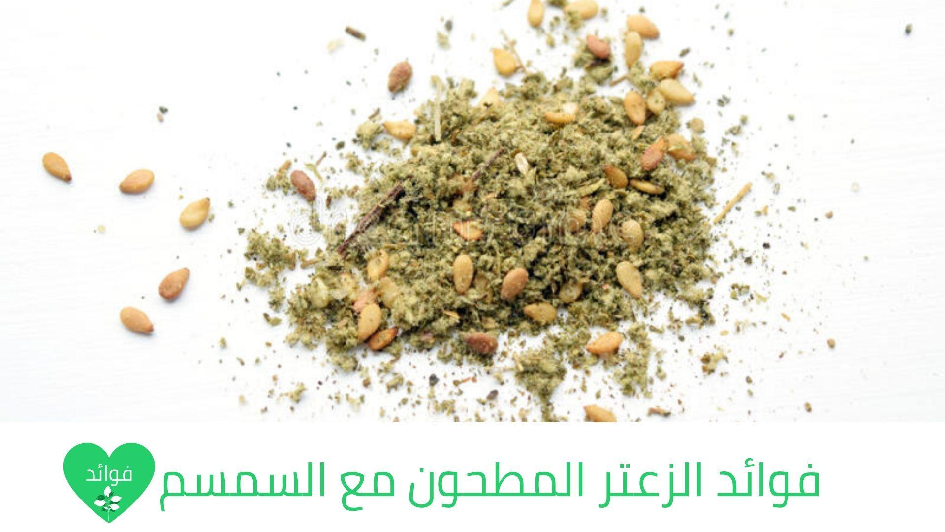 فوائد الزعتر المطحون مع السمسم للصحة والجمال والطريقة الصحيحية لاستخدامه How To Dry Basil Herbs Basil