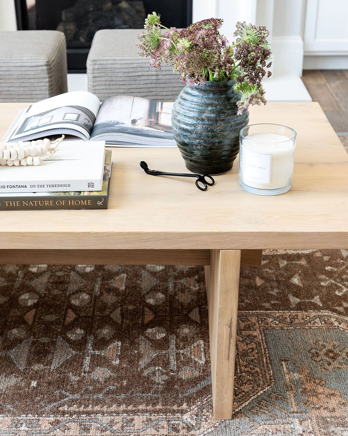 Eileen Coffee Table In 2021 Coffee Table Studio Mcgee Living Room Coffee Tables Studio Mcgee [ jpg ]
