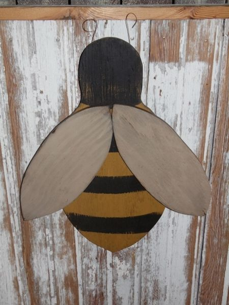 Bumble Bee Outdoor Decor Porch Collector