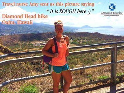 Pin de American Traveler en Travel Nurse Adventures | Pinterest