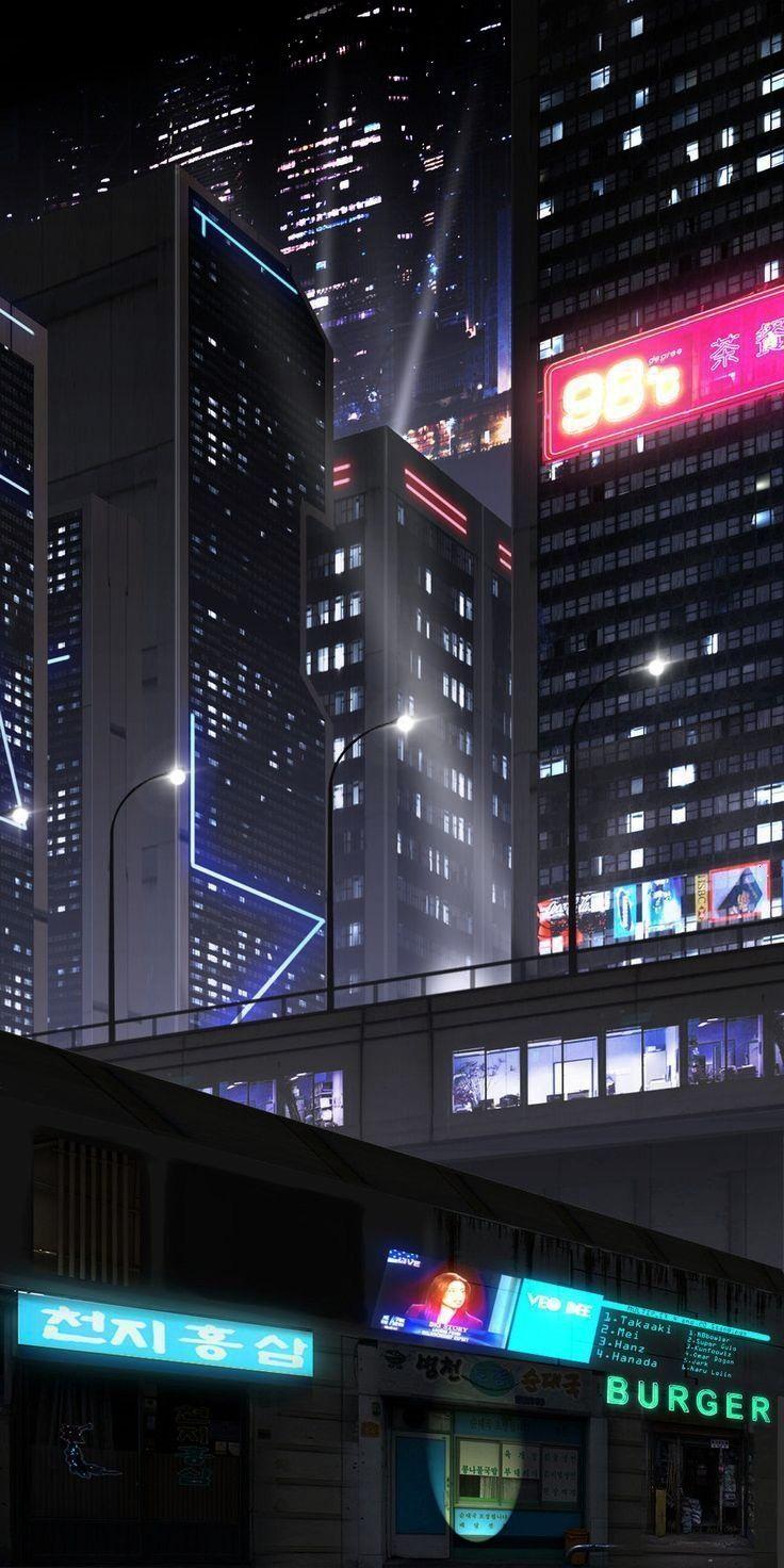 future graphic  wachsende   gráfico  Konzept Zukunft Stadt Architektur Zukunft Stadt Illustration Zukunft Stadt Nacht Zukunft Stadt Utopie Zukunft Stadt Zeichnen Z...