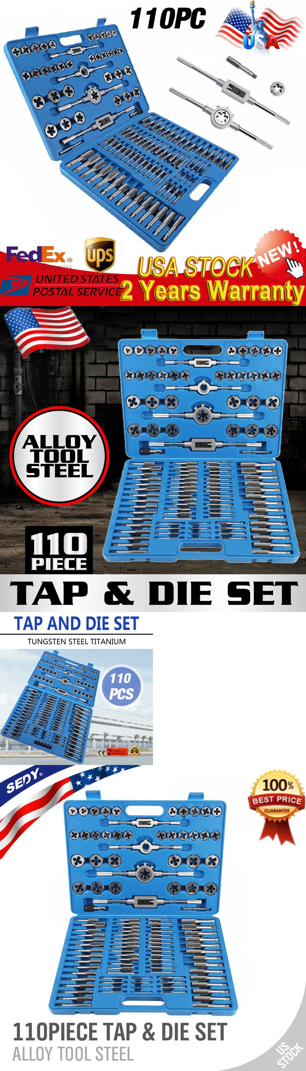 Best choice piece tap and die set metric sizes essential