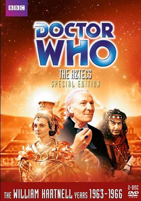 Amazon.com: Doctor Who: The Aztecs - Special Edition (Story 006): William Hartnell, Jacqueline Hill, William Russell, Carole Ann Ford, Keith Pyott, Ian Cullen, John Crockett, Verity Lambert, John Lucarotti: Movies & TV
