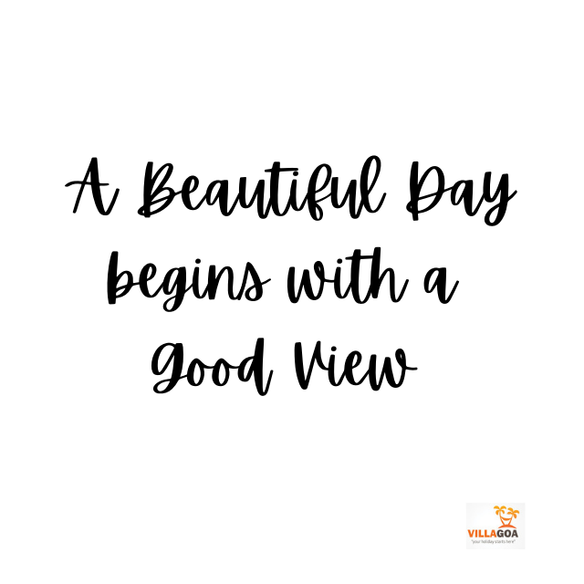 We believe in starting everyday on a positive note and what better than a beautiful view For Bookings. Contact :- 8380810000 #VillaGoa #villasingoa #rentvilla #LuxuryVillasinGoa #luxuryhomes #micasasucasa #PrivatePoolVillas #Goa #Travel #TravelGoals #Traveller #traveltogoa #Travelwithfriends #travelwithfamily #exploregoa #pool #instatravel #luxurystay #weekendgetaway #weekendvibes #Vacay #staycation #holidays #beautifuldestinations #YOLO #airbnb #curlytales #lbbgoa #goodvibes