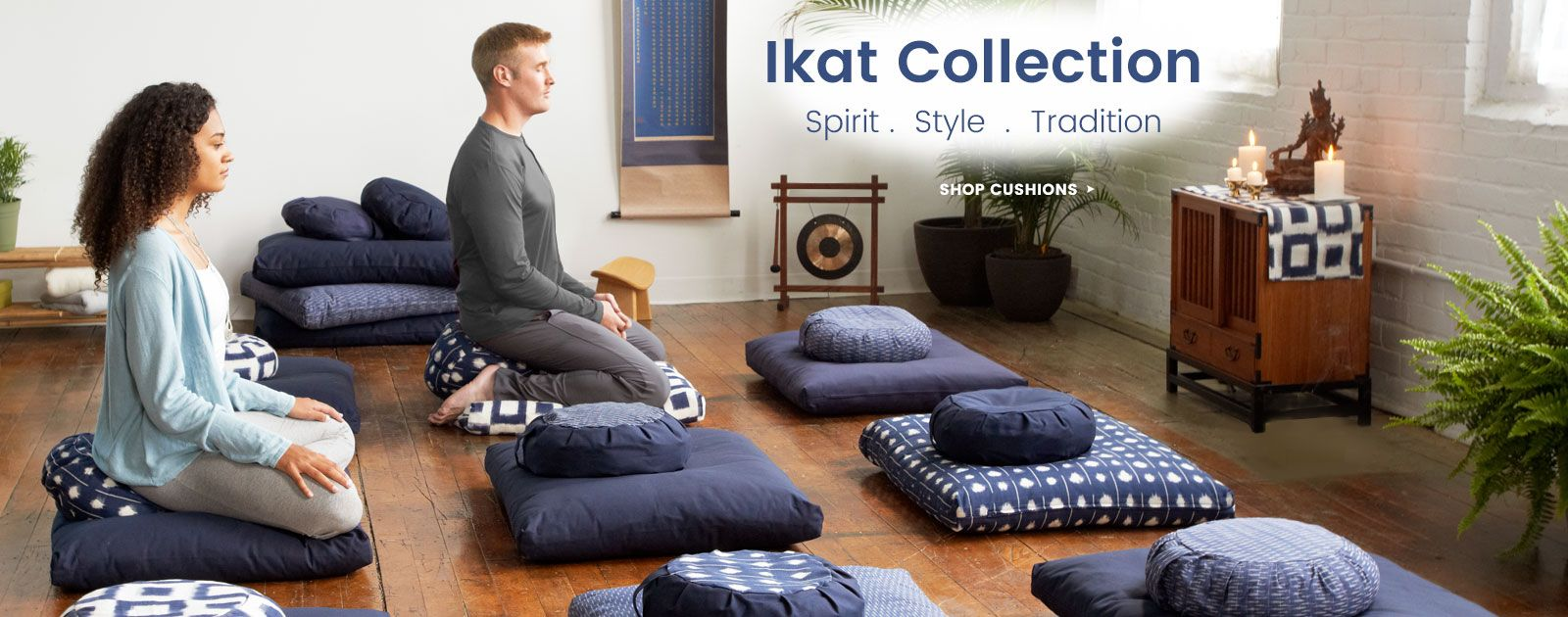 Ikat meditation cushions writings pinterest thoughts