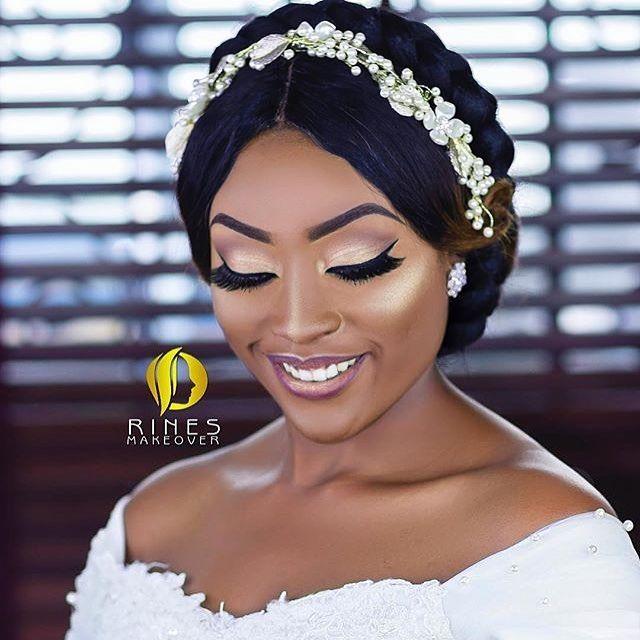 Belle Asoebi Asoebispecial Speciallovers Makeup Wedding