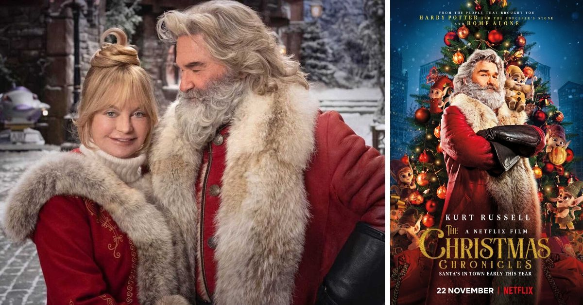 Netflix Confirms 'The Christmas Chronicles 2' Is Coming