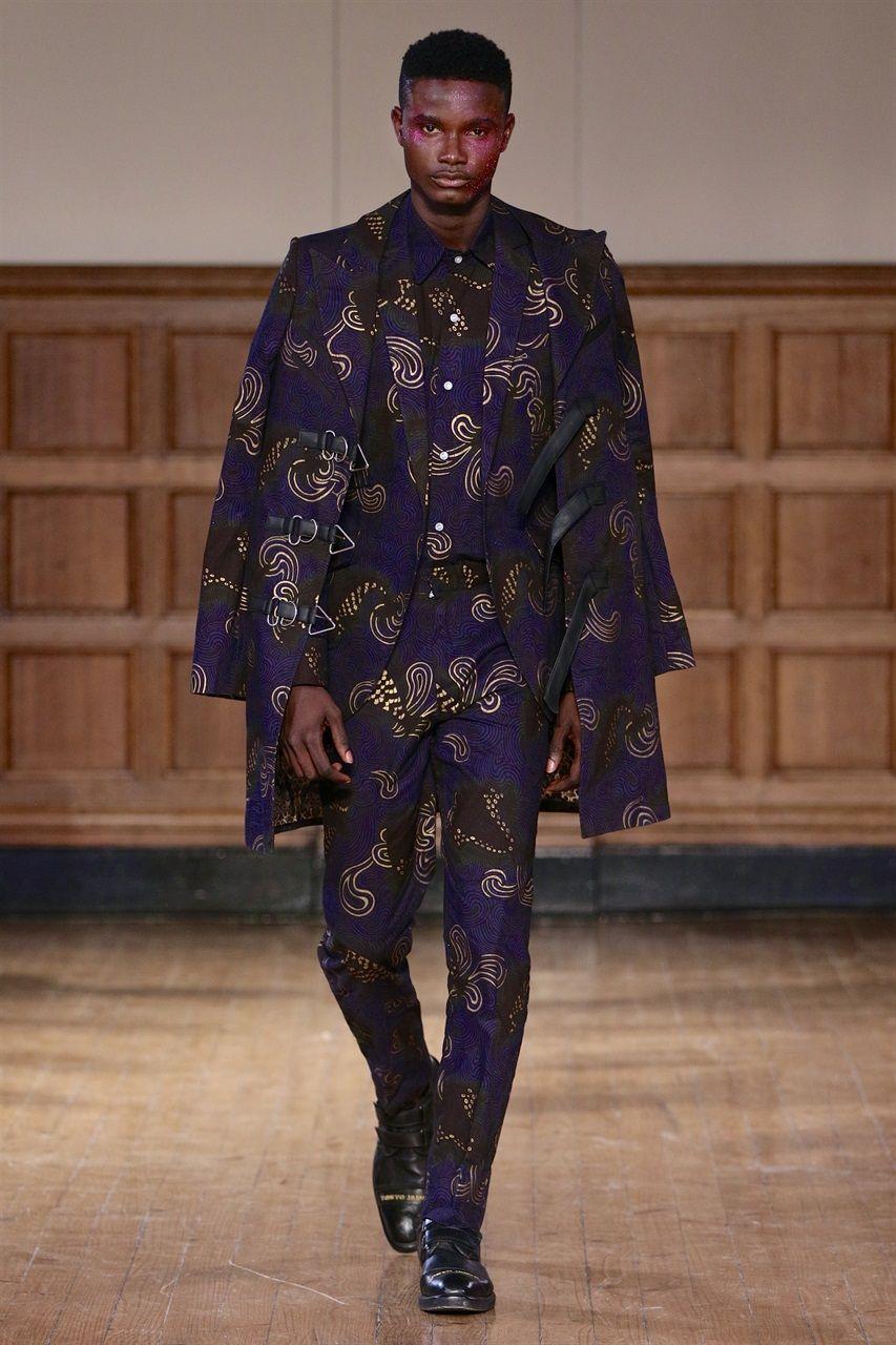 South African Menswear Week 2018 Best Emerging Designers African Men Fashion African American Fashion South African Fashion