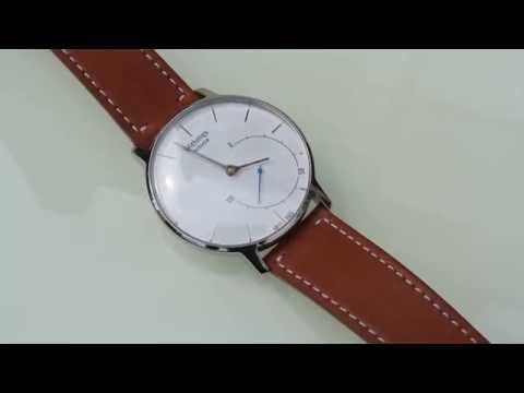First Look at Withings Activité activity tracker & designer watch