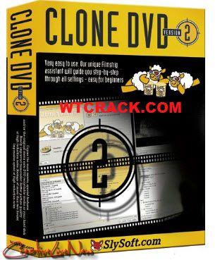 CRACK CloneDVD2 v2 8 2 1
