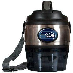 Seattle Seahawks Large Stainless Steel Sports Jug  $52.95