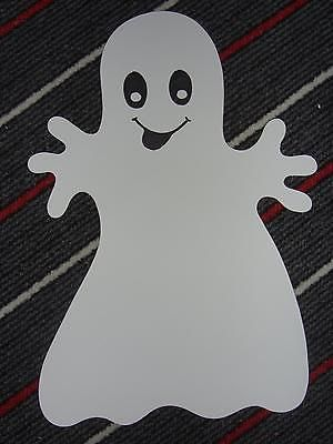 Fensterbild Tonkarton Gespenst Geist 31 Cm φθινοπωρο Halloween