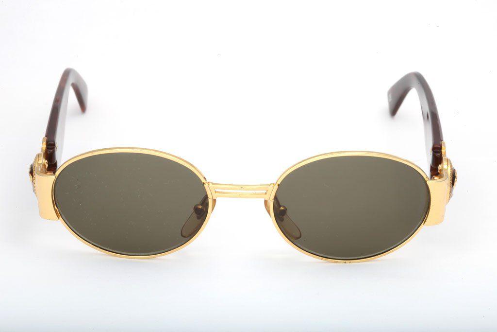 9988f3cbc3e Gianni versace sunglasses mod s71 col 030 in 2019 | Versace ...