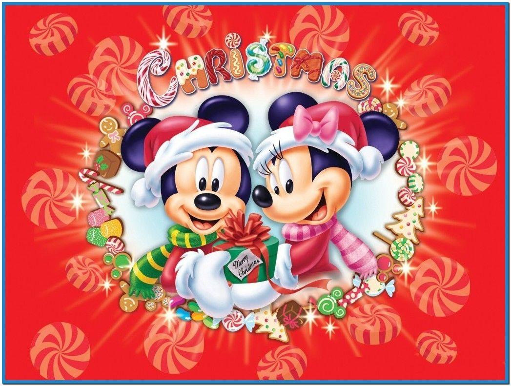 Free Disney Screensavers Disney Holiday Wallpaper Screensavers