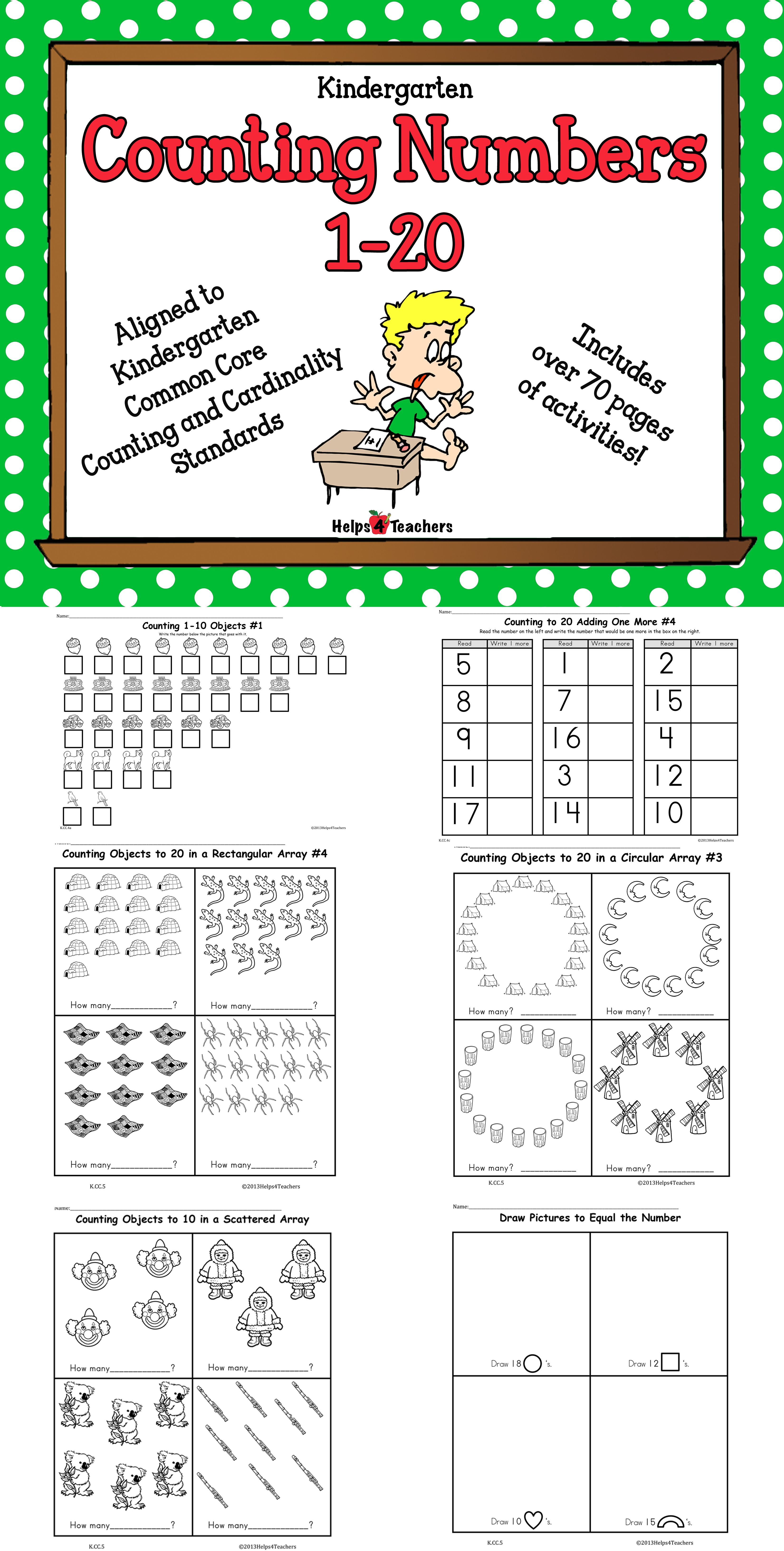 Sunshine Math Worksheet
