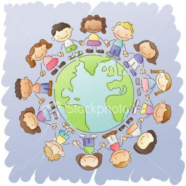 Todos Somos Iguales Ninos Del Mundo Cosas De Escuela Ninos