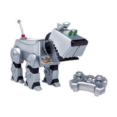 Amazon Com Wowwee Megabyte Ultimate Robotic Dog Toys Games