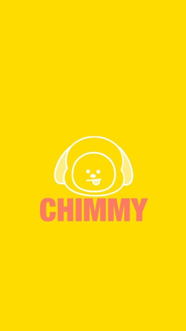 (BT21) Chimmy wallpaper/lockscreen : (5/8) on We Heart It