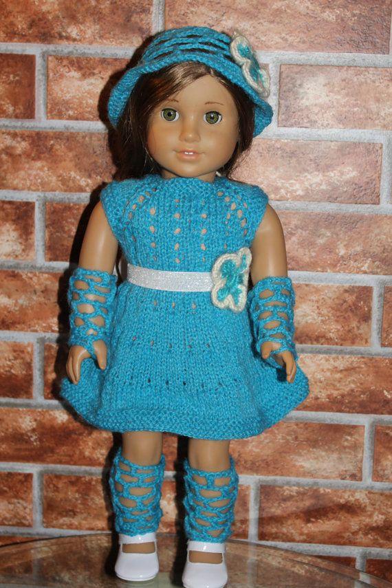 American Girl Doll Style Outfit von KraftyKraftsbyRaisa auf Etsy