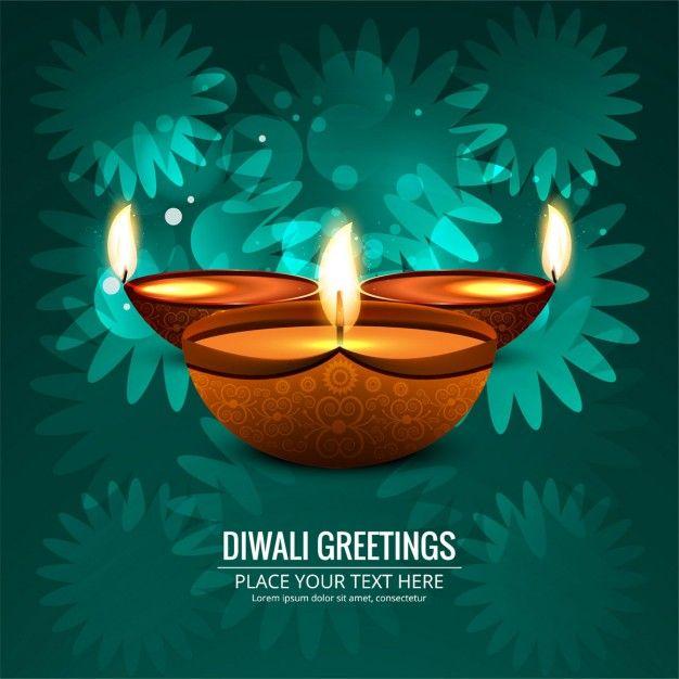 wwwcgvector/turquoise-flower-background-diwali