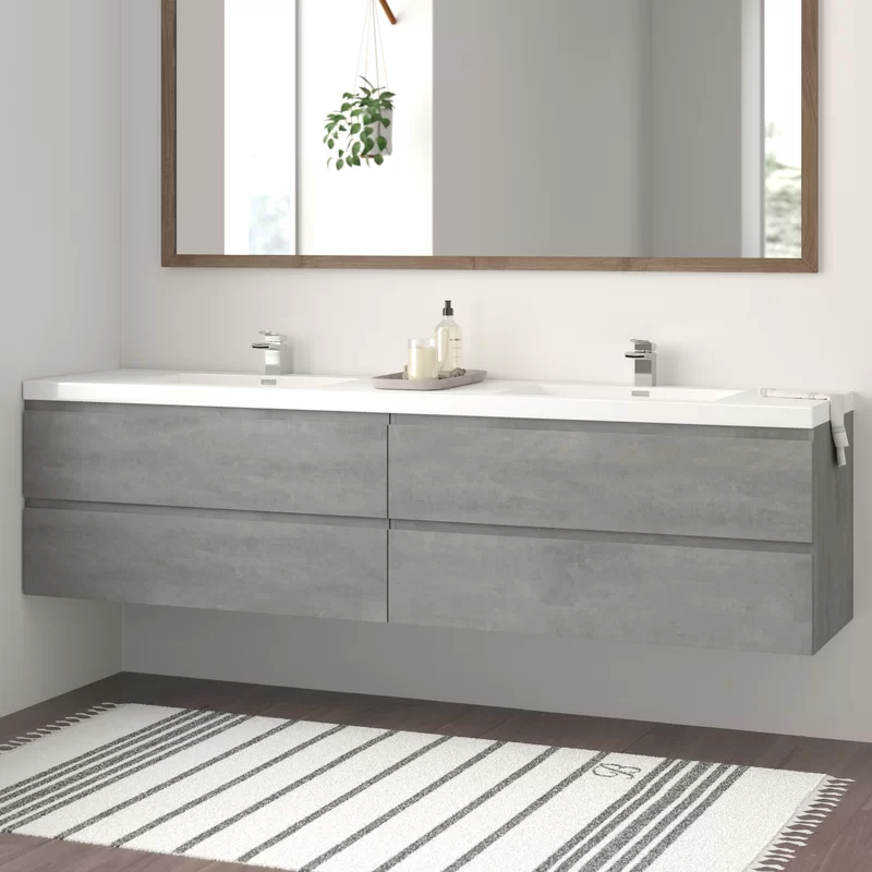 23++ Contemporary wall mounted bathroom cabinets model