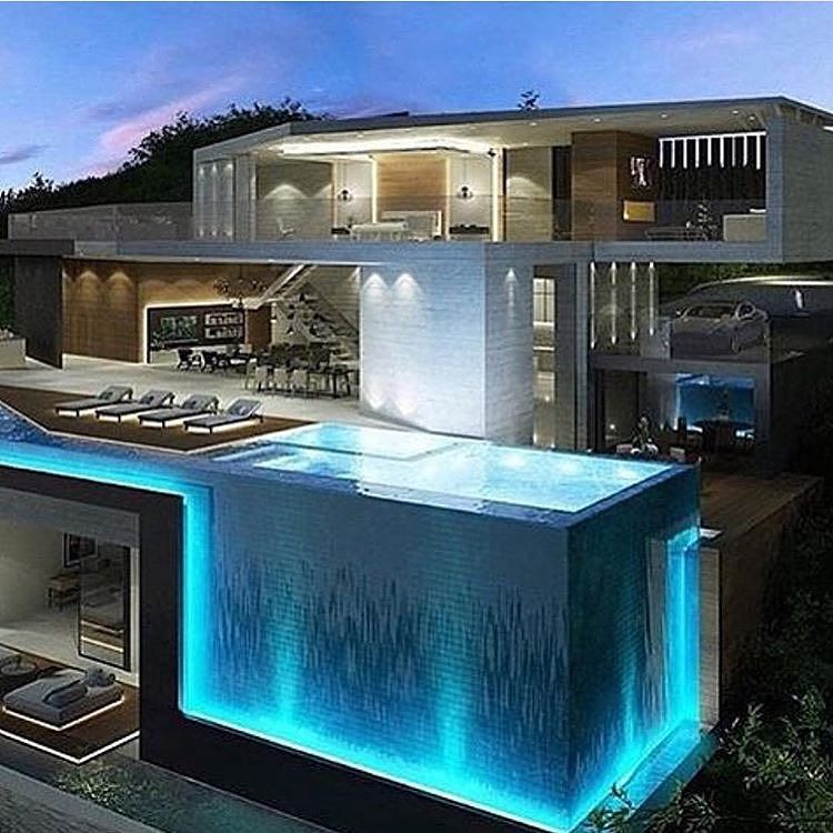 Insane Content On Instagram Ridiculous Awesome Party House Archidesignhome Modern House Design House House Designs Exterior