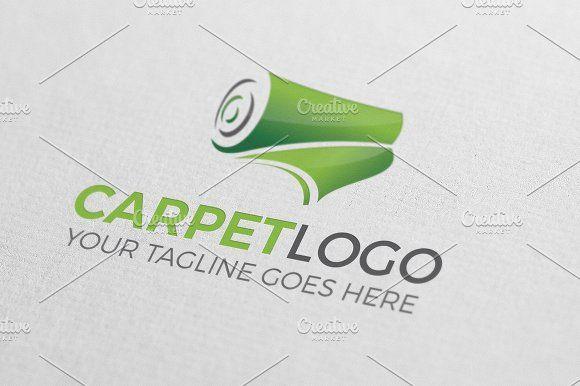 Carpet Flooring Logo Design Logo Design Carpet Flooring Logo Templates
