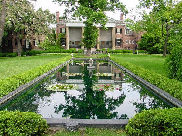Pool, Cantigny Garden | Pools Pools Pools | Pinterest | Gardens ...
