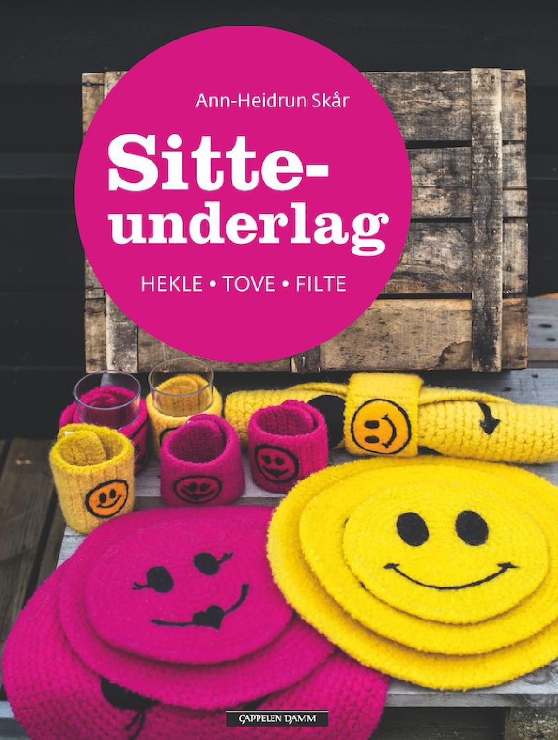 Photo of Ann Heidrun Skår Sitteunderlag