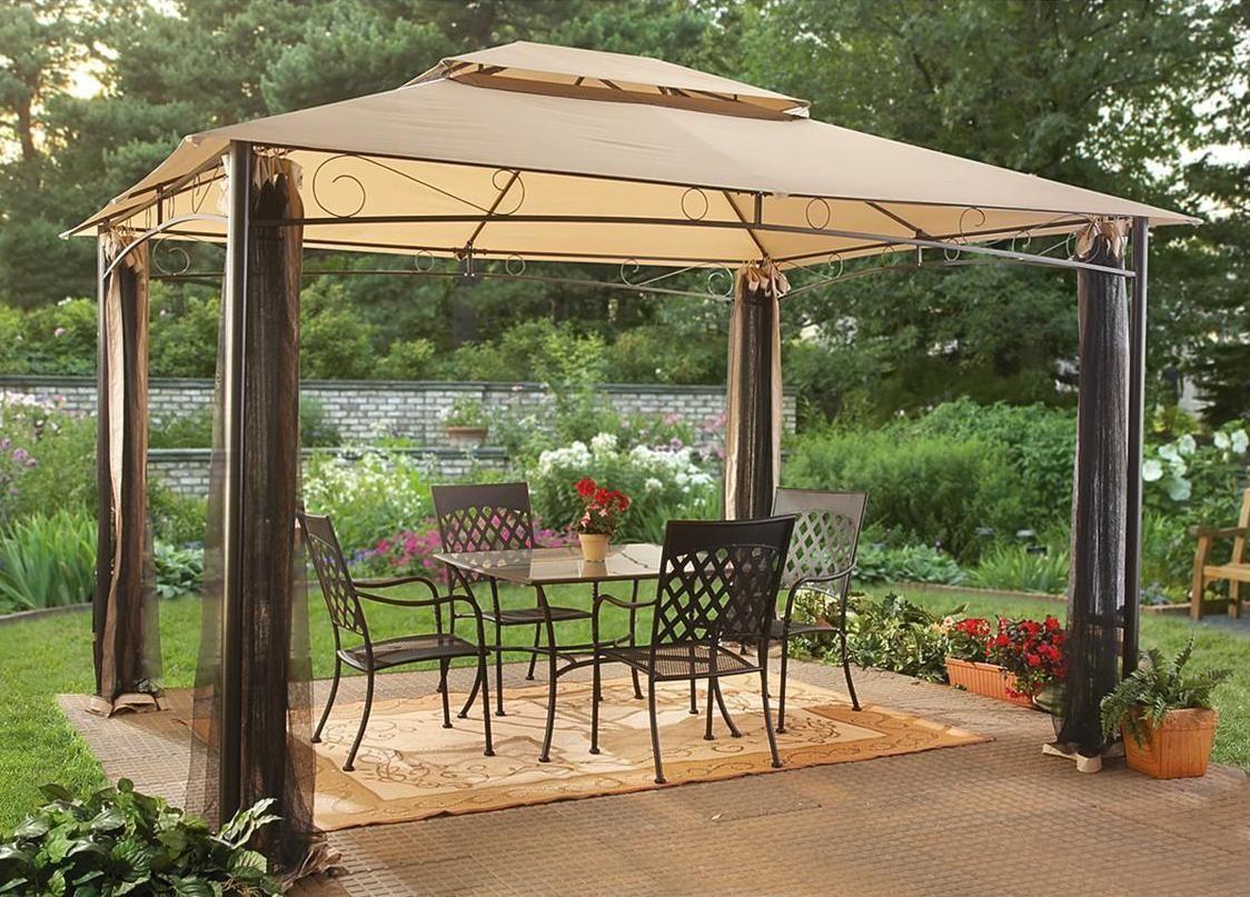 Gazebo Ideas For Backyard | Gazebo Design Ideas Comfortable Beautiful Gazebo  Canopy Design Ideas .