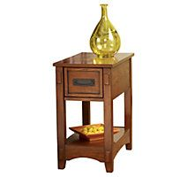 Breegin Chairside End Table End Tables Chair Side Table