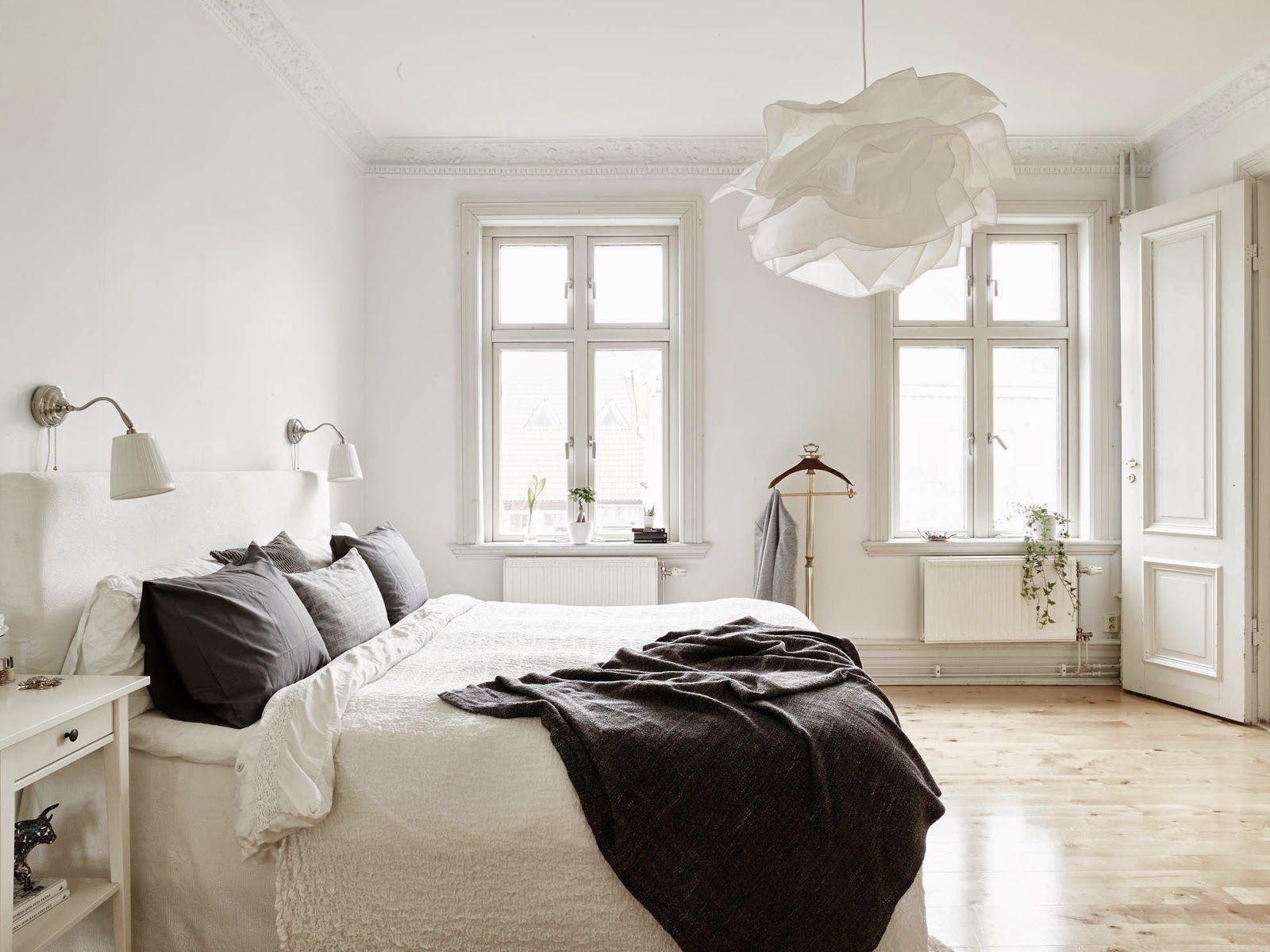 D e c o r a r e : Dreams in white. IKEA Krusning lampe til ...