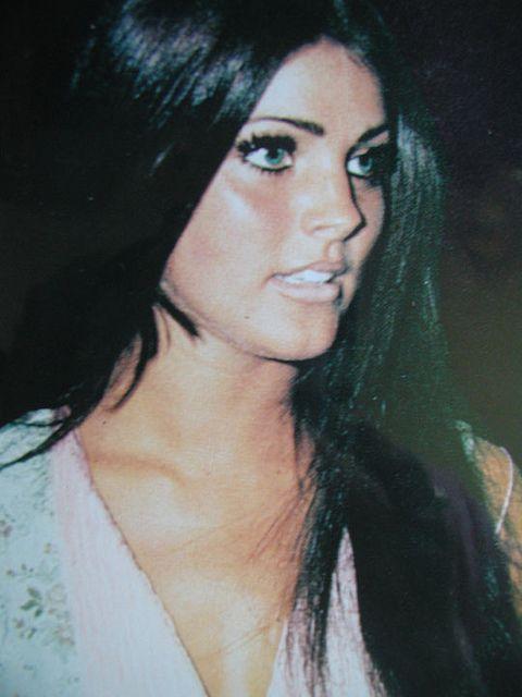 Priscilla Beaulieu Presley 60s Vegas Appearances 6 In