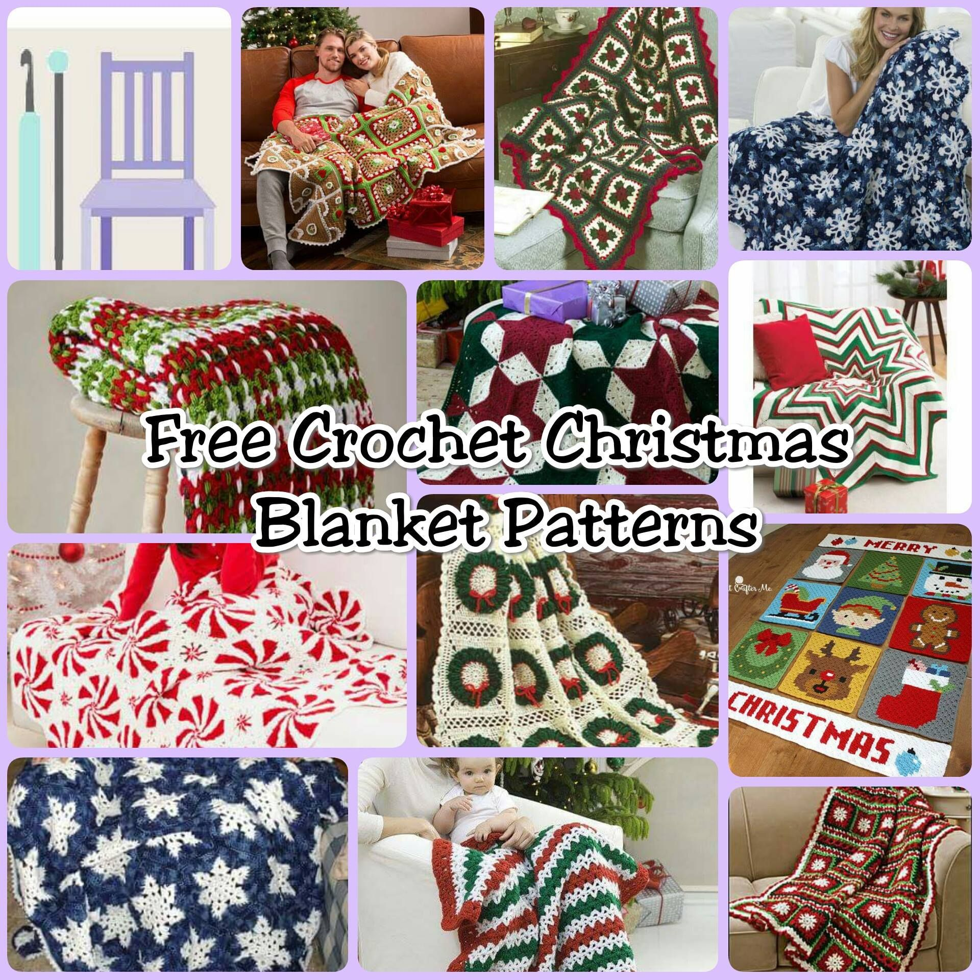 crochet christmas chair covers inglesina fast tray 150 43 free patterns whoot best
