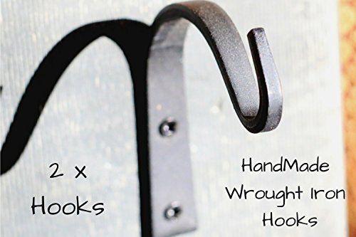 Wrought Iron Hooks Wrought Hooks Hanger Wrought Iron Hooks For