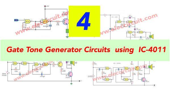 Tremendous Tone Generator By 2N4891 Basic Electronics Wiring Diagram Wiring 101 Cabaharperaodorg