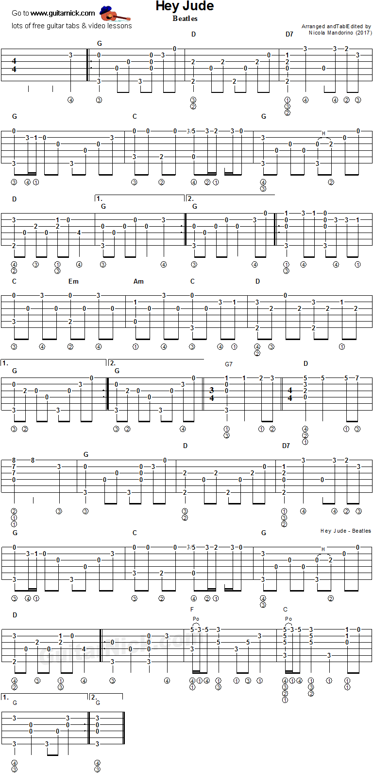 Just Visualize What You May Do With A Guitar You Can Even Find Out Just How To Play Popular Music Tha Fingerstyle Guitar Guitar Tabs Guitar Tabs For Beginners