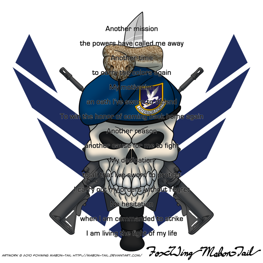 86d0bf6fe8ea4 Air Force Security Police Tatoos | USAF Tattoo by ~Mabon-Tail on ...