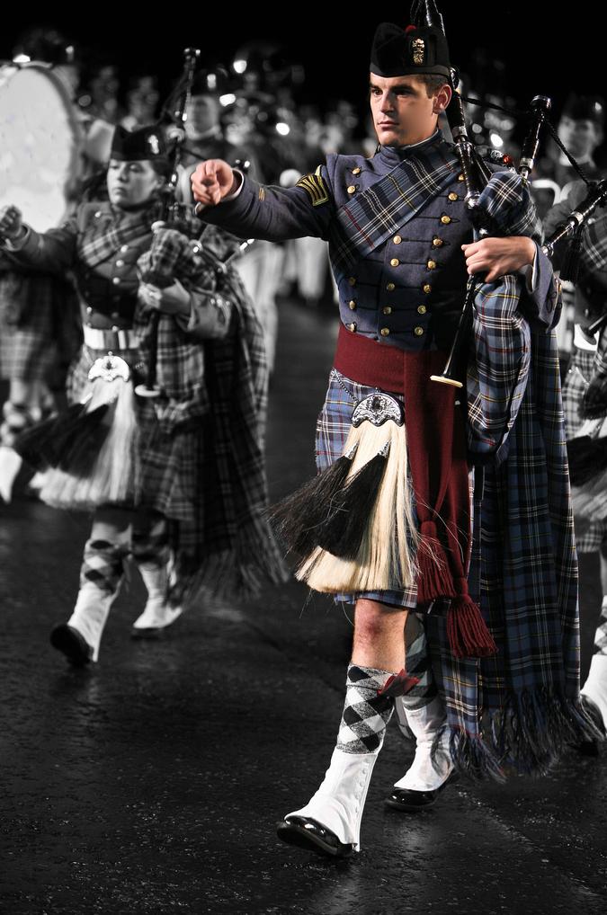 Kilt Parade