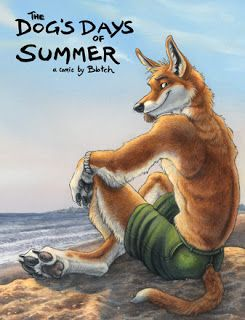 Due gatti neri: Dog's days of summer