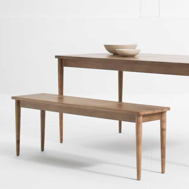 Modern Farmhouse Dining Table 72 Carob In 2019 Furniture