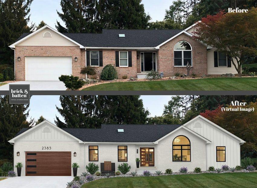 18 Predictions for 2020 Exterior Home Design   Blog   brick&batten
