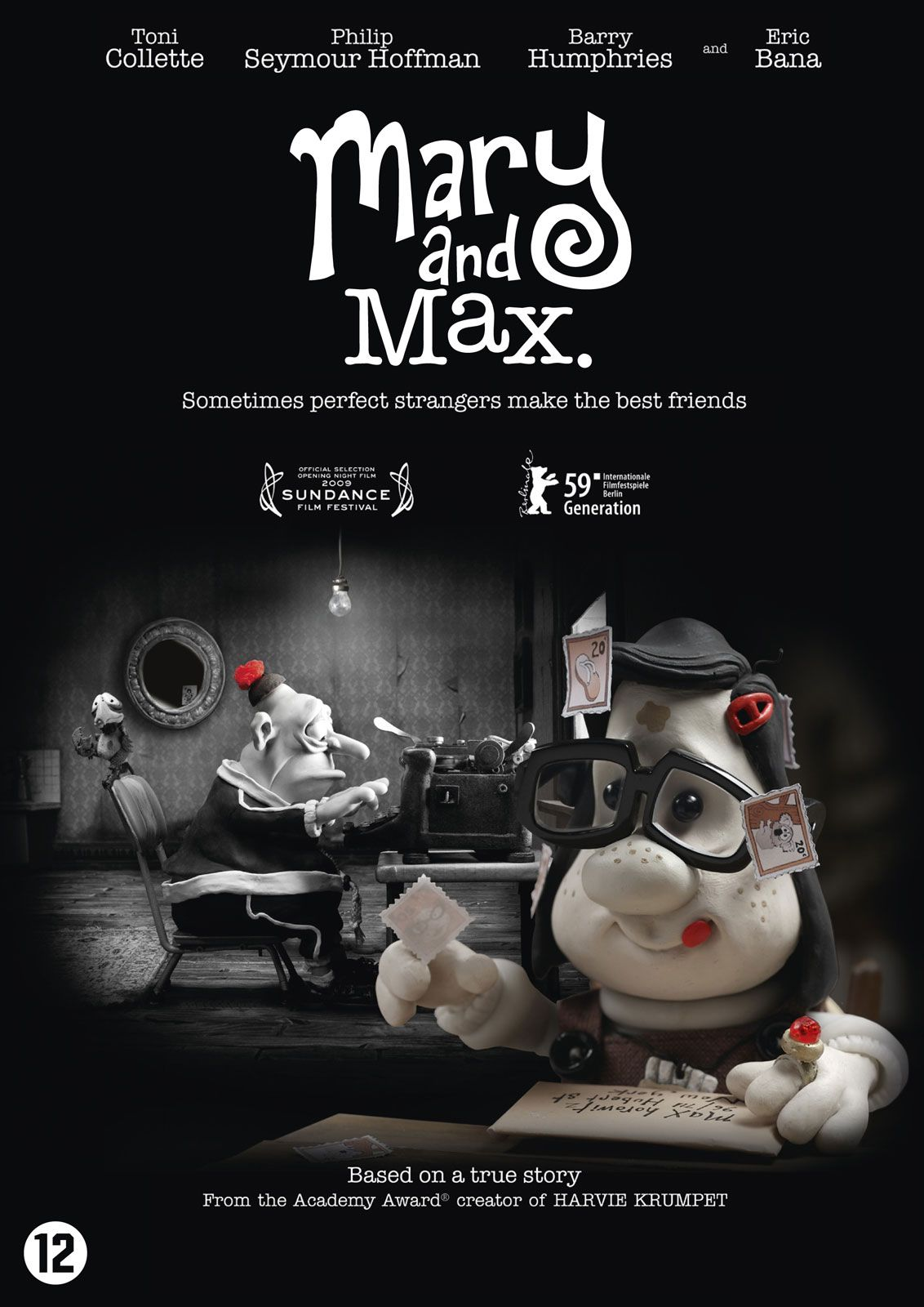 Australia Mary And Max Film Review
