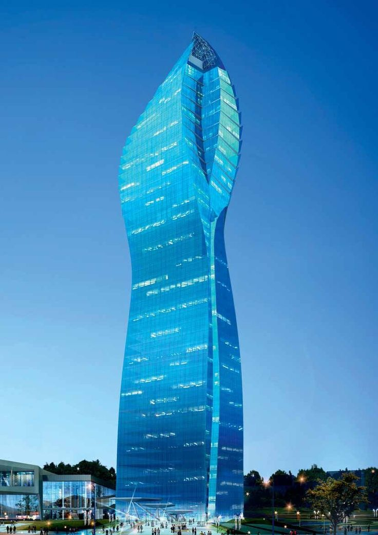 Baku S New Skyscraper Socar Tower Chosen Us Description From Dengeyapi Com Tr I Searched For This On Bi Beautiful Architecture Skyscraper Modern Architecture
