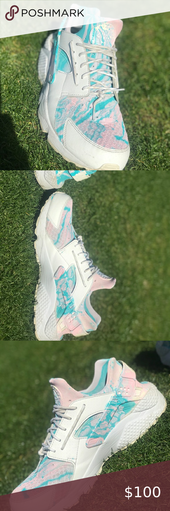 Custom Hydro dipped Cotton Candy