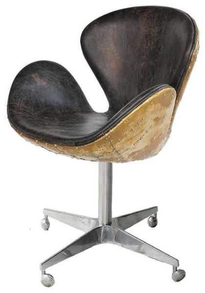 desk chairs nyc devon spitfire leather office chair contemporary